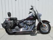 2011 - Harley-davidson FLSTC Heritage Softail