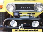 toyota land cruiser Toyota Land Cruiser FJ-40