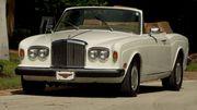 1981 Rolls-Royce Corniche CORNICHE CONVERTIBLE